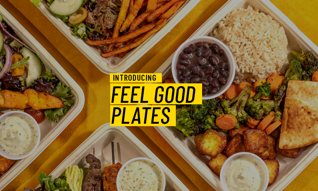 Feel Good Plates are here!
